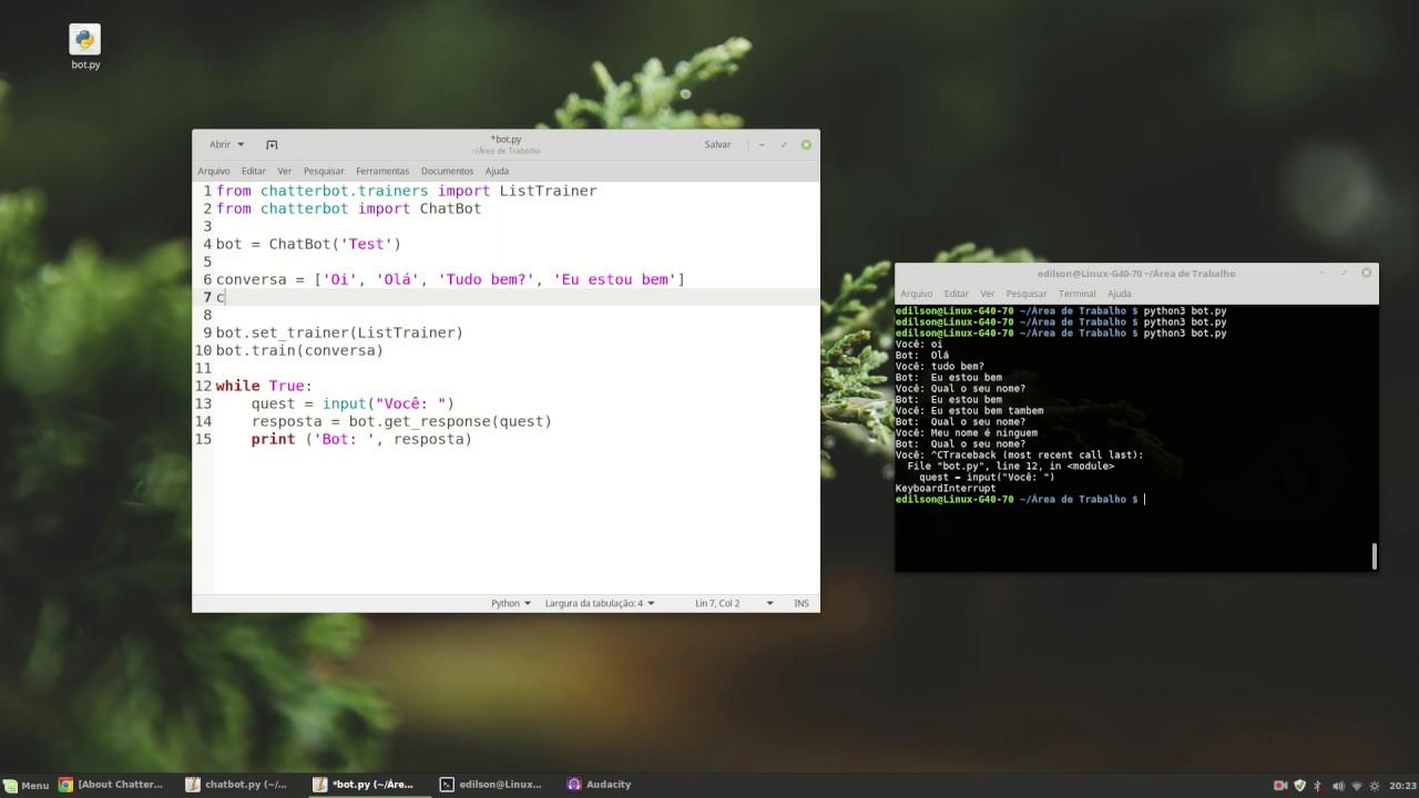 VK API на Python: часть 3, делаем чат-бота | Библиотека программиста
