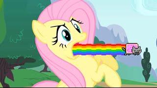 Repeat youtube video [MLP] My Little Ponyanyanyanyanyanyanya! (YTPMV)