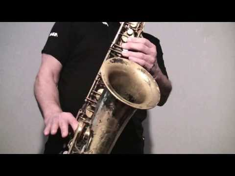 Johnny B Goode - Saxophone Music & Backing...