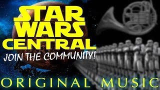 Star Wars News - Original Music (The Force Theme & Imperial March)