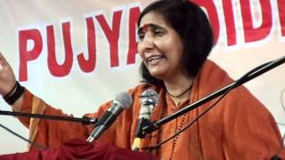 Pujya Didi Maa Sadhvi Ritambhara ji Ram Katha at New Jersey USA Part VI Two.mp4