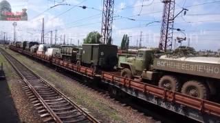 """Про войну на Украине"" Ж/Д версия."