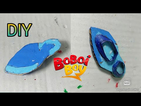 Download how to make boboiboy cyclone hoverboard   Art class