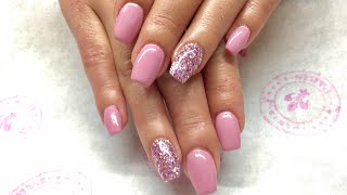 Canni Gel Paint with Loose Glitter