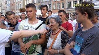 Socjal obniża autorytet głowy rodziny - Janusz Korwin-Mikke ▶Wakacje z Korwinem 2018◀