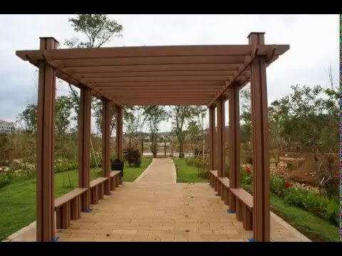 build a pergola on existing deck - Build A Pergola On Existing Deck - YouTube