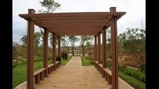 Gambar cover build a pergola on existing deck