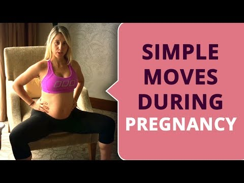 What Exercises Can A Pregnant Woman Do At Home?