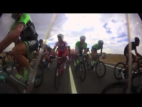 #LaVuelta - Team Belkin - Bike Cam And Interviews Stage 08