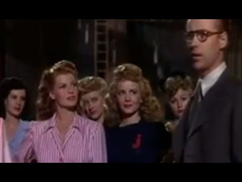 Tonight and Every Night 1945  Rita Hayworth, Lee Bowman, Janet Blair