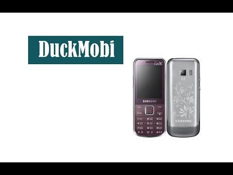 Мобильный телефон Samsung GT-C3530 La'Fleur. Ремонт / После воды / Не работает клавиатура.