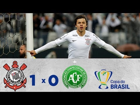 Melhores momentos - Corinthians 1 x 0 Chapecoense - Copa do Brasil (01/08/2018)