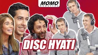 vuclip Disc Hyati avec Momo - أبطال مسلسل ديسك حياتي مع مومو - الحلقة الكاملة
