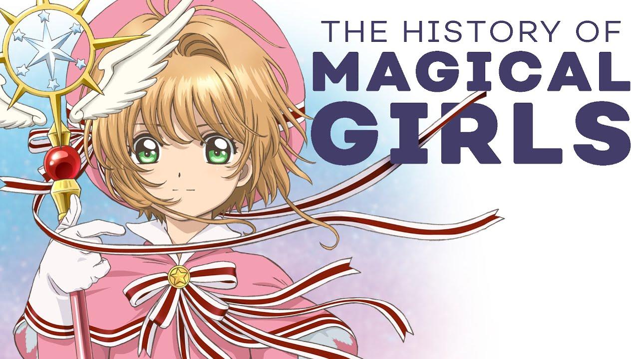 History of Magical Girls (Sailor Moon, Puella Magi Madoka Magica,  Cardcaptor Sakura + MORE )