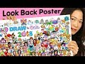 All My Draw So Cute Drawings 2018 Look Back Poster