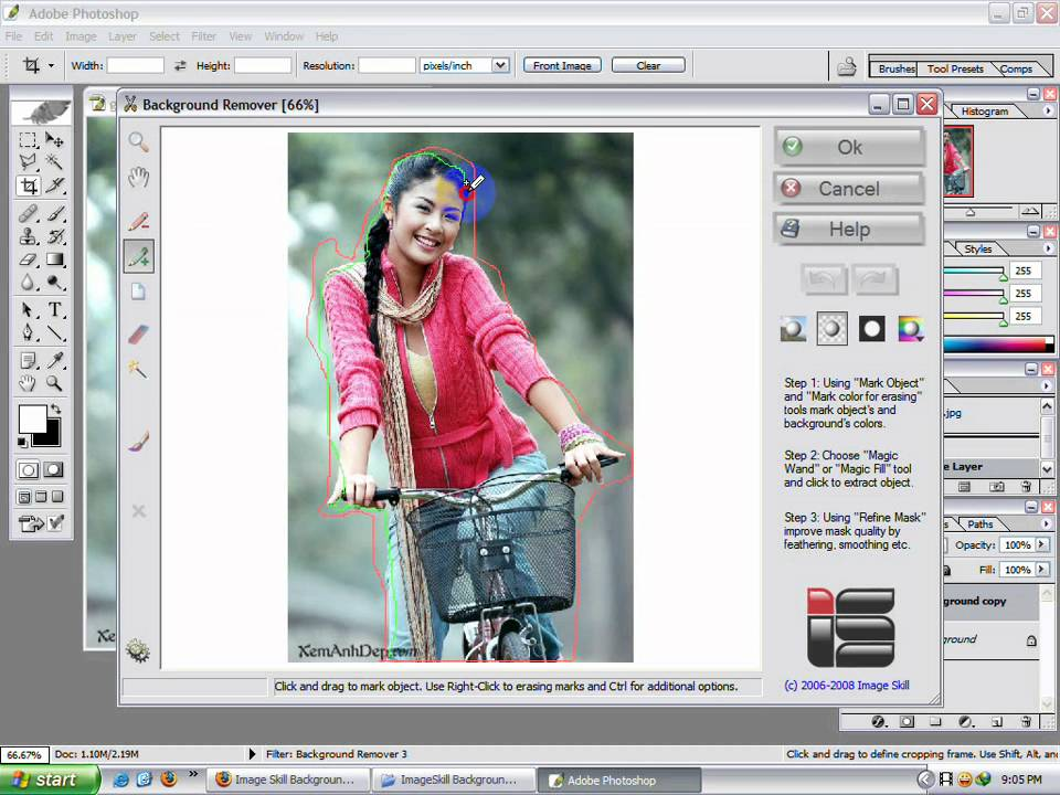 More Image processing plug-ins for Photoshop