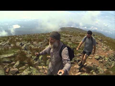 Thru-Hiking the Appalachian Trail 2014 | Mt. Katahdin | Summit Day