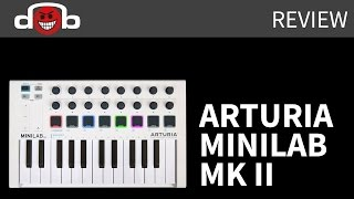 Arturia MiniLab MKII Review