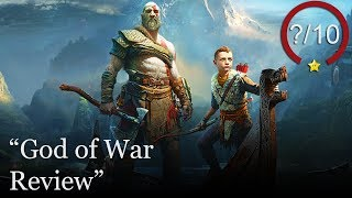 God of War PS4 Review (Video Game Video Review)