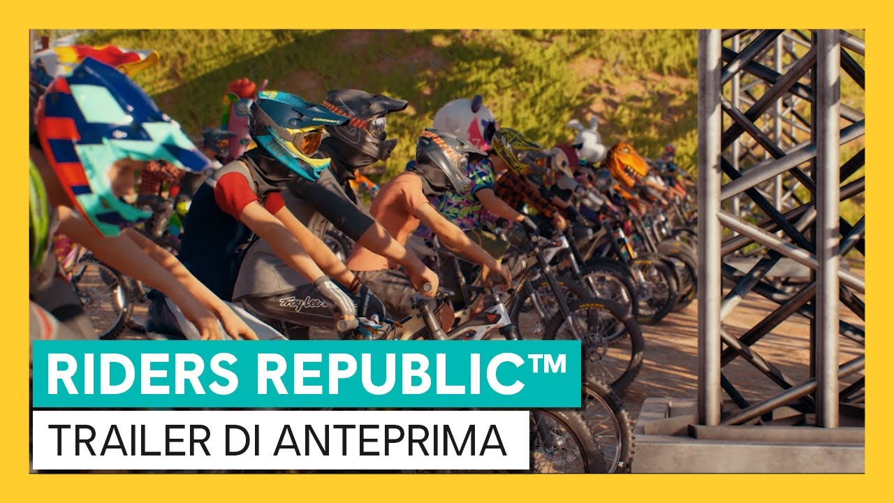 Riders Republic - Trailer di Anteprima