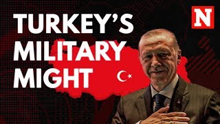 How Strong Is Turkey's Military? Video