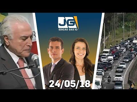 Jornal da Gazeta - Edição das 10 - 24/05/2018