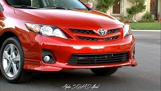 Toyota Corolla 2011, 2012, and 2013 - (production, interior, exterior, engine, and drive)
