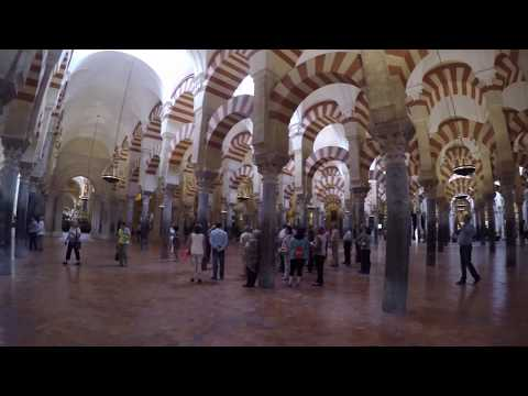 Mosque-Cathedral of Cordoba Spain