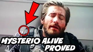 Mysterio Still Alive after Spiderman Far From Home Proved Avengers Endgame