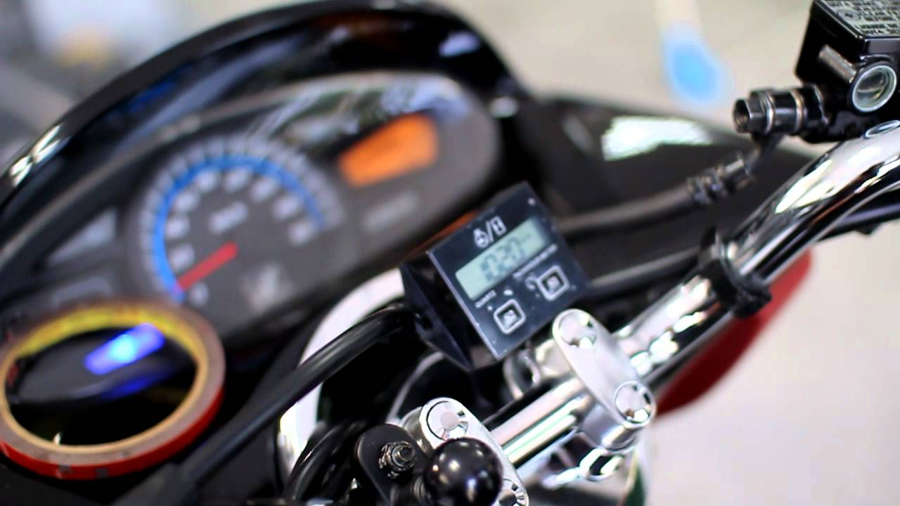 Tachometer Hour meter 2 & 4 Stroke Small Engine Spark utv ...
