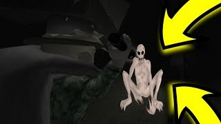 THIS SPOOKY ROBLOX GAME MADE ME CRY!!