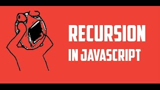 Recursion In JavaScript Tutorial
