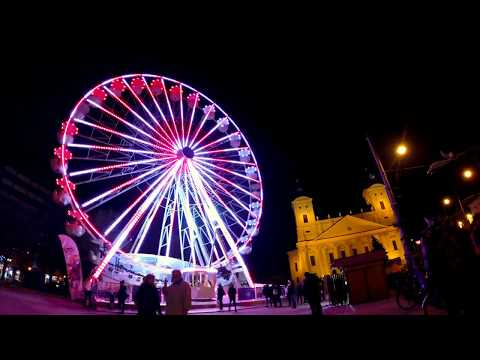 Debrecen Eye in motion - 4K
