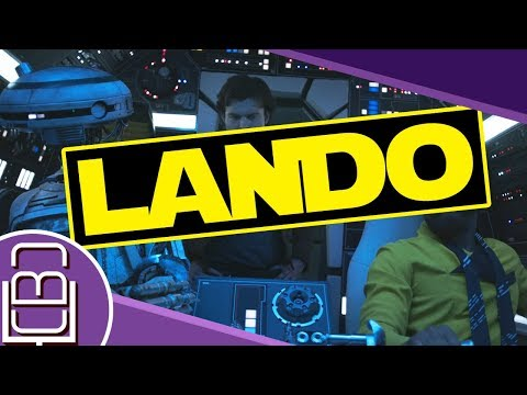 Lucasfilm Says Lando Movie is a Possibility & More - Book The Ticket