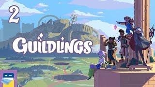 Guildlings: Apple Arcade iOS Gameplay Walkthrough Part 2 (by Sirvo Studios)