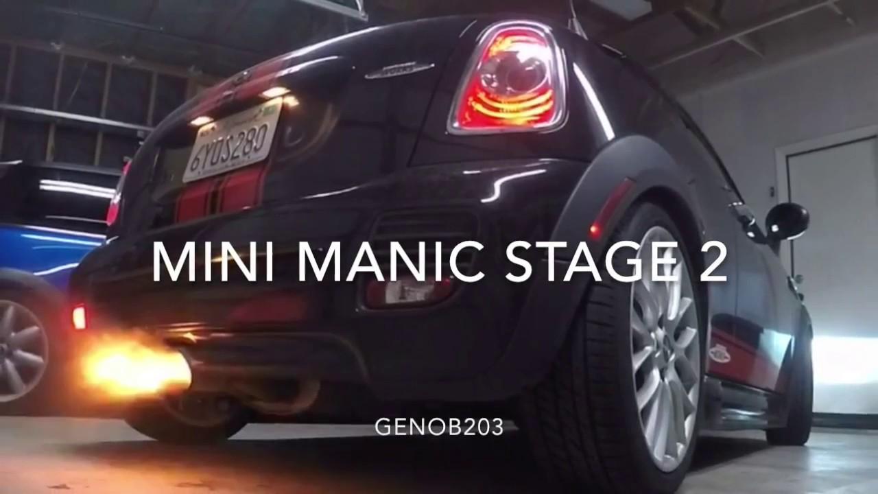 Mini Manic Stage 2 Youtube