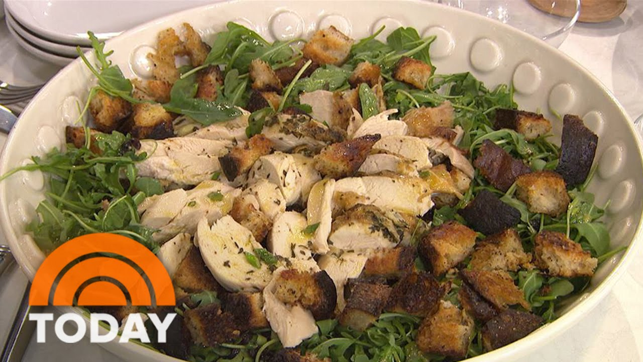 Ina Garten Chicken ina garten makes 'no brainer' roast chicken and arugula salad