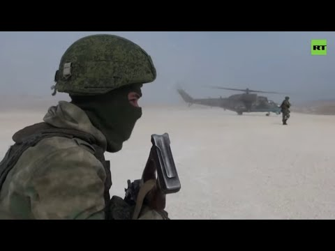 Russia Takes Control Of Abandoned US Airbase In Northern Syria