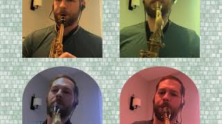 """Arabesque No. 2 from """"Deux Arabesques"""" by Claude Debussy"""
