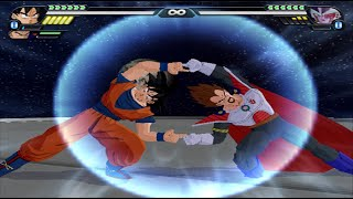 All Fusions Parte 10 + Avance iso Heroes V4 - Super Dragon Ball Heroes BT3