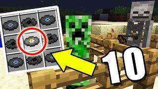 10 Cosas que No Sabías del DISCO DE MÚSICA - Minecraft