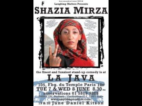 Shazia Mirza Paris 2005