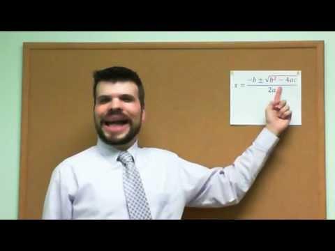 quadratic-formula-song---funny-face