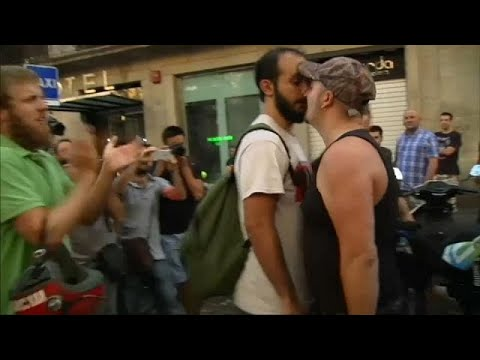 انقسامات في الشارع الإسباني على خلفية هجوم برشلونة  - نشر قبل 1 ساعة