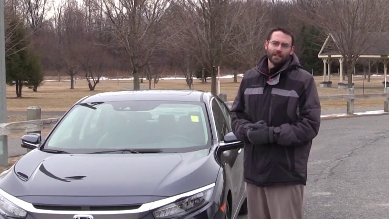 2016 Honda Civic Review | Lia Honda Northampton, MA