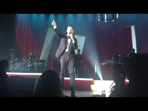 Hurts - Hamburg Mehr! Theater 14.11.2017...