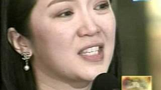 "Kris Aquino's emotional speech ""Mom I'm sorry we are not okay"""
