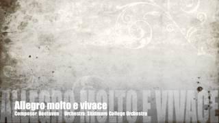 Classical Music: Beethoven - Allegro molto e vivace
