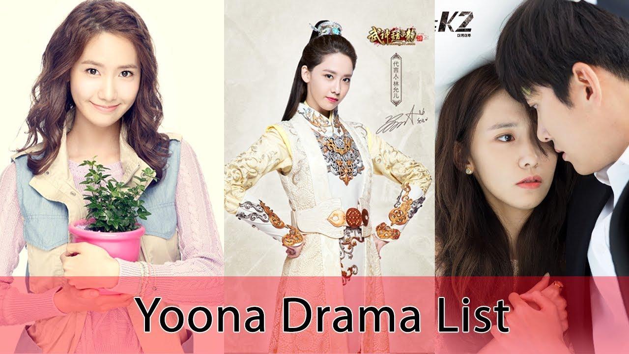 Im Yoona Movie List Pretty yoona drama list | top 10 famous movies and dramas of yoona - youtube