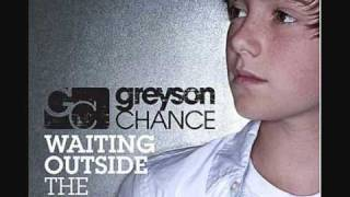 Greyson Chance  Waiting Outside the Lines with Lyrics (Studio Version)